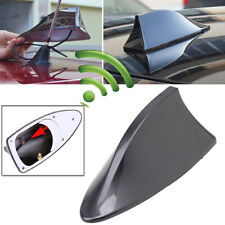 Gray Universal Shark Fin Style Car Roof Aerial FM/AM Radio Signal Auto Antenna