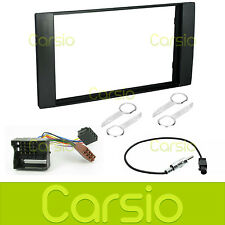 Ford Galaxy Double Din Fascia Panel Adapter Car Radio Stereo Surround ISO Kit