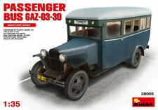 Passenger Bus Gaz-03-30 Plastic Kit 1:35 Model MINIART