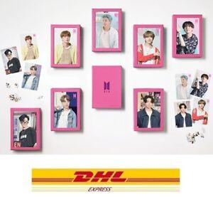 BTS DYNAMITE JIGSAW Puzzle 108 pcs + Photocard JIMIN V JUNG KOOK JIN RM JHOPE