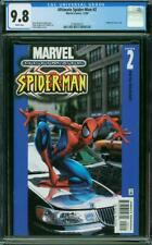 Ultimate Spider-Man #2 CGC 9.8 Marvel 2000 1st Series! WP! BIN! L10 315 cm