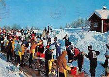 B99575 vasakoppskontroll hokberg sweden  ski sport