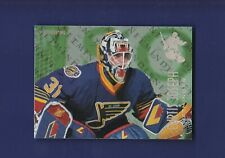 Curtis Joseph 1994-95 Fleer Hockey Netminder #5of10