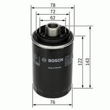 BOSCH F 026 407 080 Ölfilter für AUDI