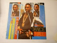 Johnny P ‎– Bad Ina Dancehall - Vinyl LP 1990
