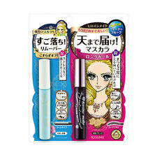 [ISEHAN KISS ME] Heroine Make Long & Curl Waterproof Mascara and Remover SET