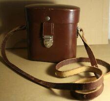 Carl Zeiss Jena Leather Binocular Case