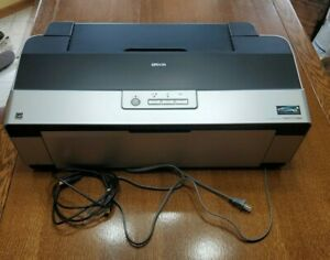 Epson Stylus Photo R2880 Wide Format Printer Working Tested