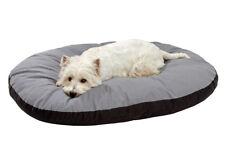 Hundekissen Karlie – Hundebett Kissen oval  100 cm x 75 cm x 12 cm