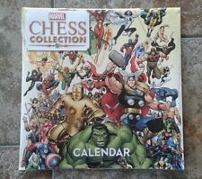 Marvel Chess Collection calendrier Scellé