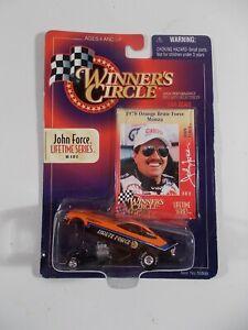 Winner's Circle 1/64 1978 NHRA Orange Brute Force Monza John Force