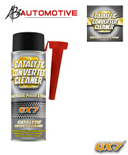 Catalytic Converter Cleaner Fuel System Cleaner 350ml Concentrated Formula QX7