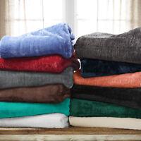 Ultra-Soft Luxury Fleece Blankets, Lightweight Super Soft Cozy Warm blanket