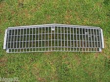 HOLDEN HJ STATESMAN CAPRICE GRILL GRILLE TOP NEW GM CHROME GENUINE GM NOS