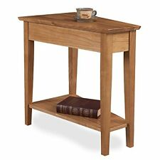 Leick Furniture 10074-DS 10074-DS Desert Sands Recliner Wedge End Table
