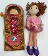 Groovy Girls Doll Charlotte with Girl Scouts Sleeping Bag
