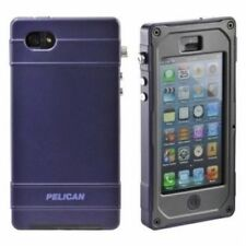 Lot 2 Pelican CE1180 Vault Series Phone Case iPhone 5 Black/Purple CE1180I50A91C