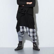 homme femme épissure sarouel baggy pantalon de jogging Alibaba
