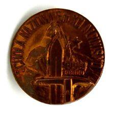 Spilla Scuola Nazionale Di Sci Alpinismo S.U.C.A.I. Torino cm 2,5