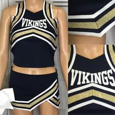 Cheerleading Uniform  Vikings Youth Med