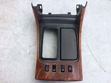 98 05 Lexus GS300 GS400 Center Console Cup Holder Wood Grain Trim Panel OEM