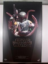Hot Toys Star Wars ROTJ Boba Fett 1:6 Deluxe Figure MMS313 Sarlacc Pit base