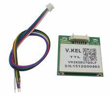 VK16U6 ublox 1-5Hz GPS Modul Mit Antenne TTL Signal Ausgang With 15cm 6P Wire