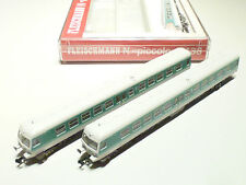 Fleischmann N DB AG 614 024-0 türkies/grau 7438 OVP NEU