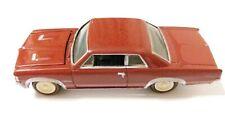 JL High Performance Pontiac Magazine R1 1964 Pontiac GTO White Lightning