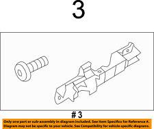 FORD OEM 11-16 Explorer Lock -Rear Door-Handle Base Right BB5Z7826684A