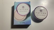 NIB Tatcha Silk Canvas Protective Primer Mini Deluxe Travel Size - 7g / 0.24 oz