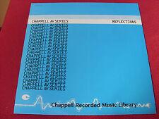 Chappell AV Series - Reflections (Rick Fenn)  NM  Library  LP  Psych/Funk/Breaks