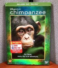 DisneyNature Chimpanzee DVD + Blu-Ray Combo Pack