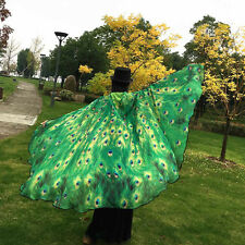 Hot New Butterfly Wings Party Outdoor Fairy Pixie Costume Accessory Fancy Dresse