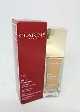 Clarins Paris Skin Illusion  Natural Radiance Foundation ~ 110 Honey ~  30 ml