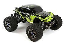 Custom Buggy Body Muddy Green for Traxxas T / E Maxx Shell Cover 3911R E-Maxx