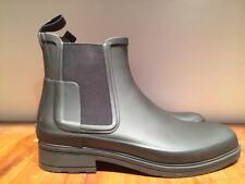 HUNTER ORIGINAL REFINED CHELSEA BOOT MENS COLOR BLACK STYLE MFS9060RMA