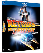 Retour vers le futur : Trilogie - Blu-ray