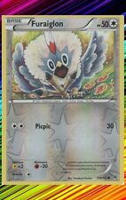 Furaiglon Reverse- XY8:Impulsion Turbo - 129/162 - Carte Pokemon Neuve Française