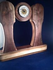 Mantle Clock,  Large Handmade Shelf/Mantle Clock, Beautiful Wedding Gift, House