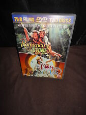 Romancing The Stone / The Jewel Of The Nile (DVD, 1984 & 1985, 2-Disc Set)