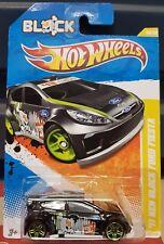 Hot Wheels 2011 - '11 Ford Fiesta [KEN BLOCK] [Black First Release Colour]