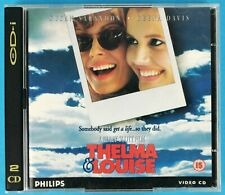 THELMA & LOUISE - SUSAN SARANDON - GEEN DAVIS - VIDEO CD