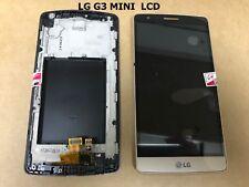 LG G3S G3 Mini D722 D725 Pantalla Táctil Pantalla LCD + Digitalizador + Marco De Oro