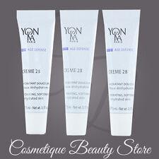 Yonka Cream/Creme 28 Dehydrated Skin Dry samples 3 tubes 5ml/0.17oz NEW