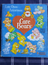 Album de cromos OSOS AMOROSOS 1985 (Care Bears) COMPLETO