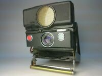 polaroid sx 70 land camera sonar MISSING PARTS ((AS IS))