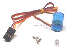 T986B LUCE LED LAMPEGGIANTE BLU EFFETTO ROTAZIONE MODELLI RC HIMOTO