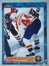 NHL 592 Rob Niedermayer Florida Panthers Top Rookie Score 1993/94