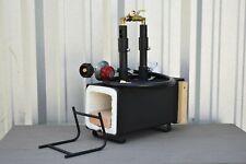 Blacksmiths Forge Dual Burner W/ Sliding Doors, America Made